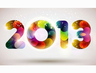 Happy New Year 2013 Hd Wallpapers 2