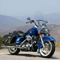 Harley Davidson Flhrc Road King Classic Wallpaper
