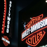 Harley Davidson Hollywood