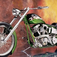 Harley Davidson Modified