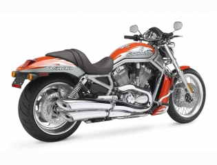 Harley Davidson V Rod Wallpapers