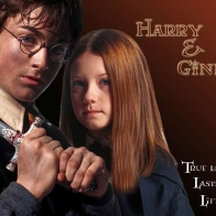 Harry Ginny Wallpaper