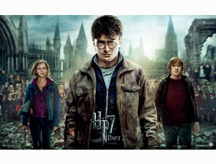 Harry Potter And The Deathly Hallows Part 2 Wallpapers