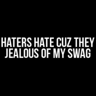 Haters Hate Cover