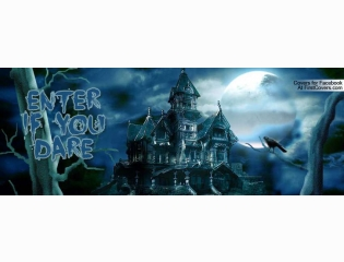 Haunted House Cover