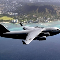 Hawaii Based C 17 Globemaster Iii Wallpapers