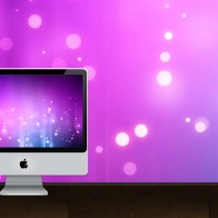 Hd Imac Desk Wallpapers