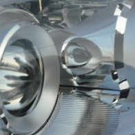 Head Lights Wallpaper