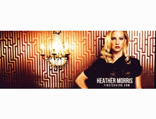 Heather Morris Cover