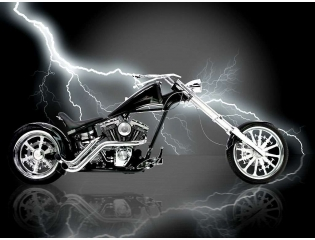 Heavy Metal Thunder Wallpaper