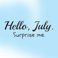 Hello July Surprise Me Cover