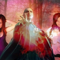 Hermione Ginny And Voldemort Wallpaper