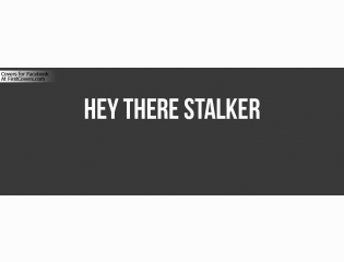 Hey There Stalker Cover