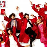High School Musical 3 Senior Year01 Wallpaper