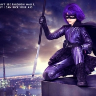 Hit Girl Kick Ass Movie Wallpapers