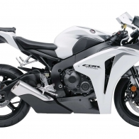 Honda Cbr 1000rr 2009 White Wallpapers
