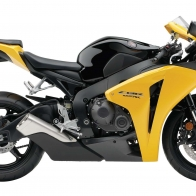 Honda Cbr 1000rr 2009 Yellow Wallpapers