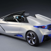 Honda Ev Ster 2011 Wallpaper