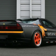 Honda Nsx By John Danby Racing 2 Hd Wallpapers