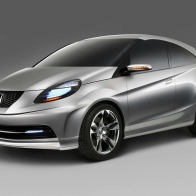 Honda Small Car Concept Hd Wallpapers