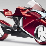 Honda V4 Concept Wallpapers