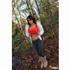Bryci Bliss Outside In The Woods Wallpaper