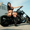 Download beautiful chick bike model wallpaper 30, beautiful chick bike model wallpaper 30  Wallpaper download for Desktop, PC, Laptop. beautiful chick bike model wallpaper 30 HD Wallpapers, High Definition Quality Wallpapers of beautiful chick bike model wallpaper 30.