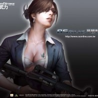 Cs Online Female Character