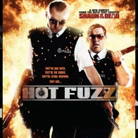 Hot Fuzz Wallpaper