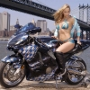 Download beautiful girl on bike wallpaper, beautiful girl on bike wallpaper  Wallpaper download for Desktop, PC, Laptop. beautiful girl on bike wallpaper HD Wallpapers, High Definition Quality Wallpapers of beautiful girl on bike wallpaper.