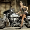 Download beautiful girl on motorcycle wallpaper, beautiful girl on motorcycle wallpaper  Wallpaper download for Desktop, PC, Laptop. beautiful girl on motorcycle wallpaper HD Wallpapers, High Definition Quality Wallpapers of beautiful girl on motorcycle wallpaper.