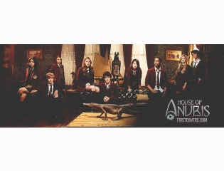 House Of Anubis Cover