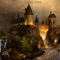Hp 7 Hogwart S Last Stand Wallpaper
