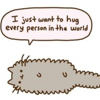 Hug Every Person Cover