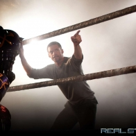 Hugh Jackman In Real Steel Wallpapers