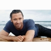 Hugh Michael Jackman On The Beach