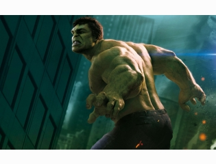 Hulk In The Avengers Wallpapers