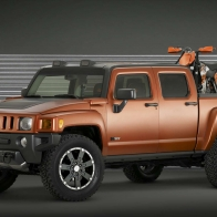 Hummer At Sema 2009 2 Hd Wallpapers