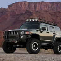 Hummer At Sema 2009 6 Hd Wallpapers