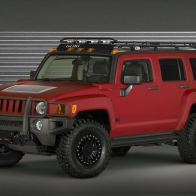 Hummer At Sema 2009 Hd Wallpapers