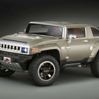 Hummer Hx Concept 2008 2 Hd Wallpapers