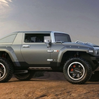 Hummer Hx Concept 2008 Hd Wallpapers