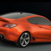 Hyundai Genesis Coupe Concept 2 Hd Wallpapers