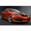 Hyundai Genesis Coupe Concept 4 Hd Wallpapers