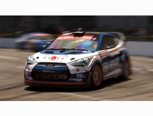 Hyundai Rally Cross Car Hd Wallpapers