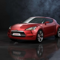 Hyundai Veloster Concept 2 Hd Wallpapers