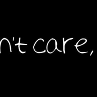 I Dont Care Ok Cover