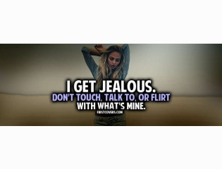 I Get Jealous cover : Hd Wallpapers