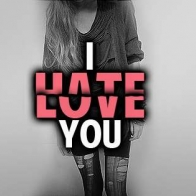 I Hate Love You Cover