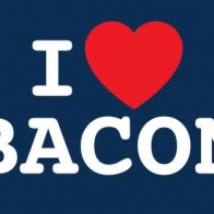 I Love Bacon Cover